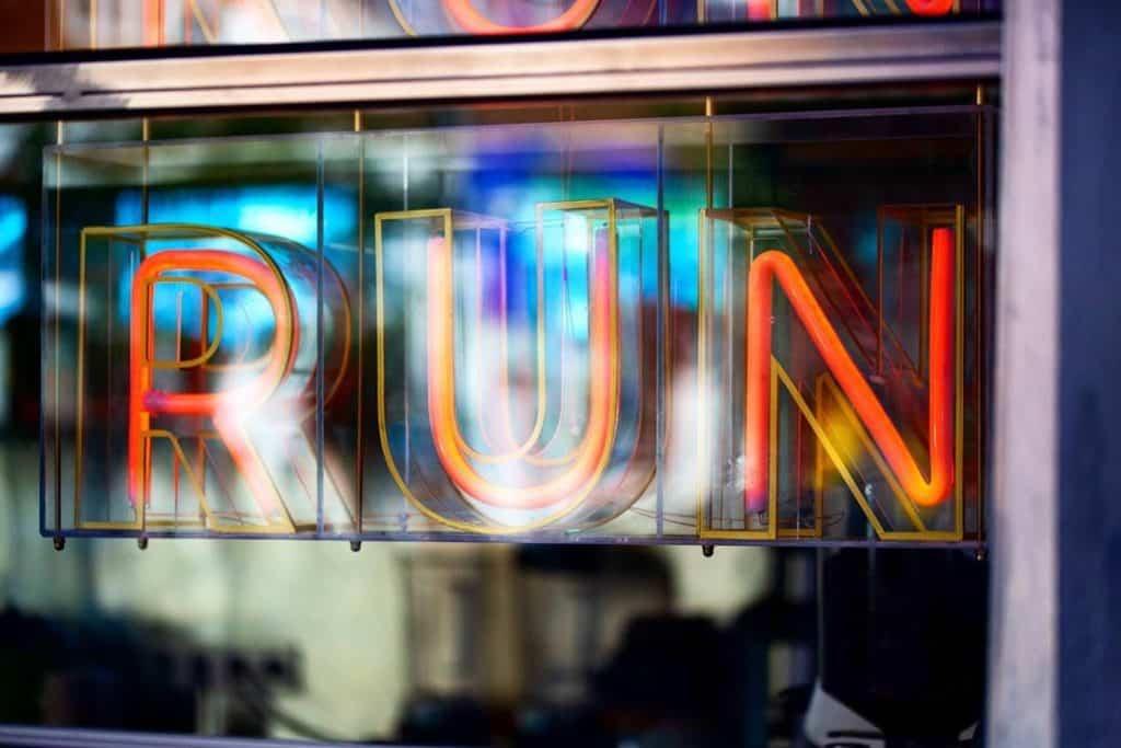 Exterior del Café Run Run Run