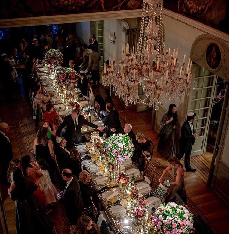 Reunión en el Palacio de Viñuelas