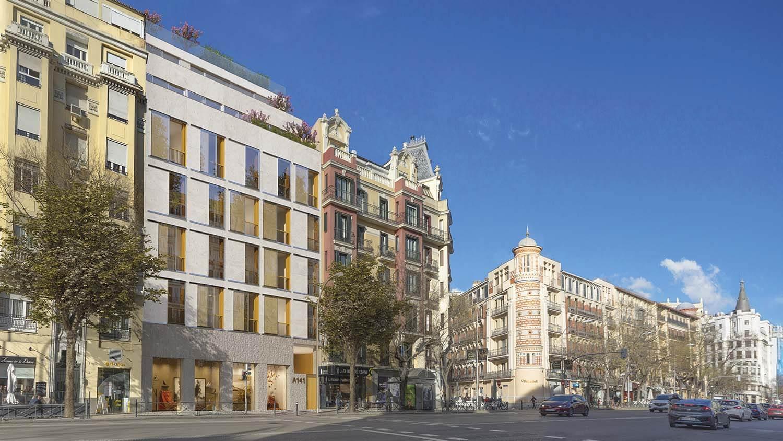 Residencial de obra nueva en Alcalá 141 (Madrid)