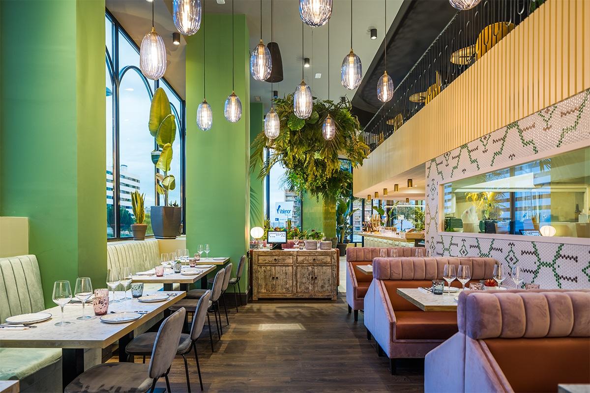Miss Chen Valdebebas, Restaurante Asiático en Madrid