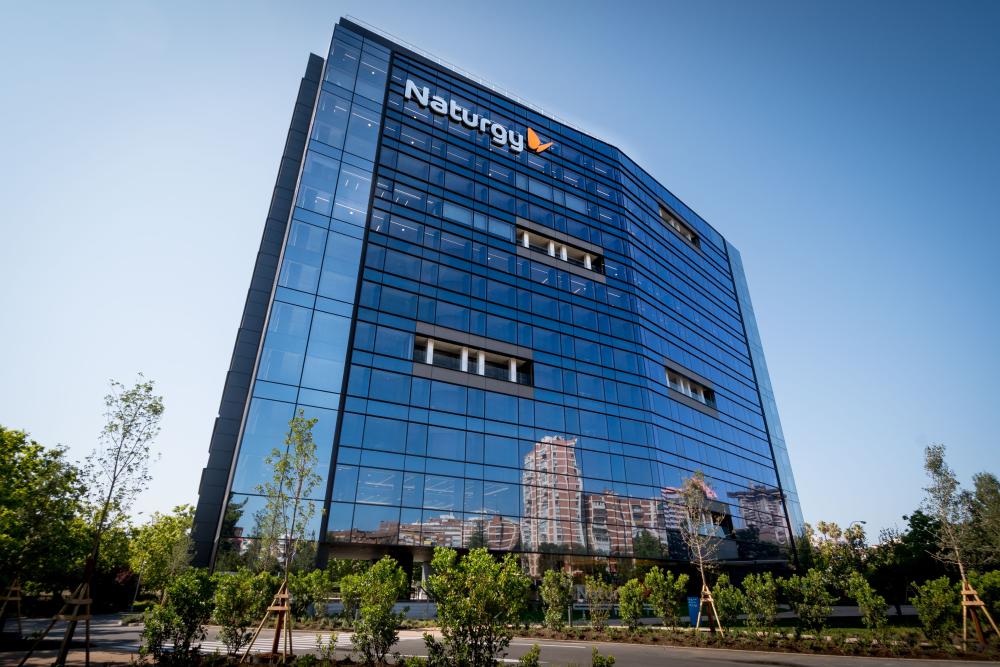 Nuevas oficinas de Naturgy en Madrid
