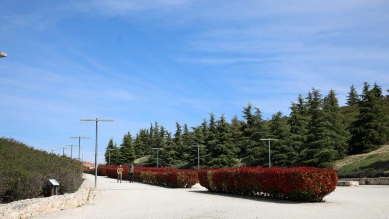 Parque de la Cuña Verde de O'Donell