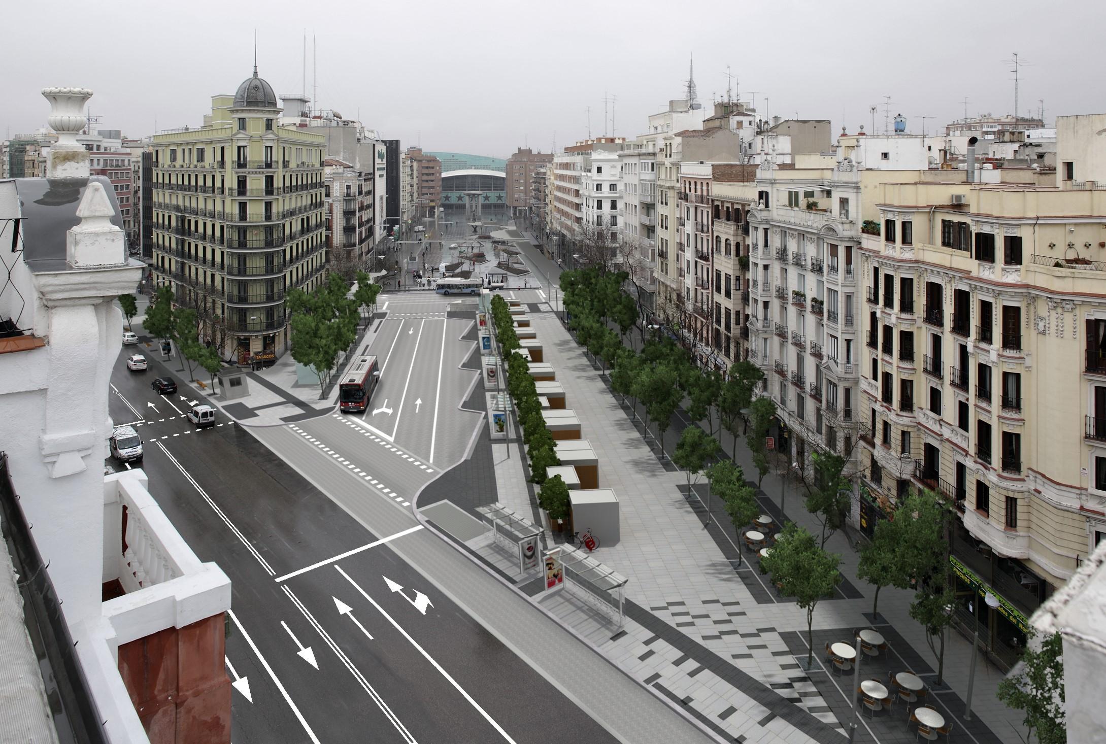 Avenida de Felipe II, Madrid